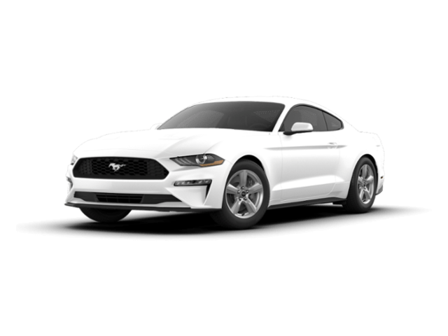 New Ford vehicles 2018 Ford Mustang EcoBoost Coupe for sale near you in Annapolis, MD